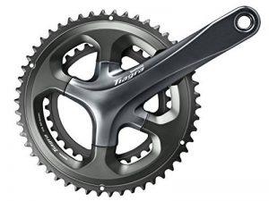 Shimano Tiagra FC-4700 - Manivelle - 50x34, 10 vitesses noir 2016 pedalier bmx de la marque image 0 produit