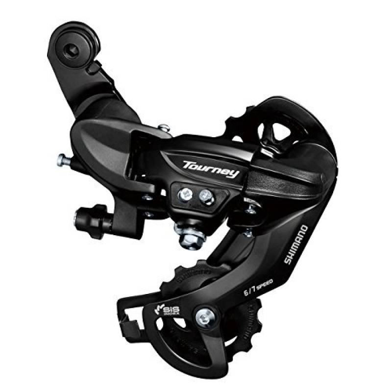 Shimano Black Acera Rear Derailleur RD-M360