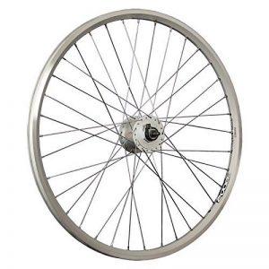 Taylor Wheels 26 pouces roue avant vélo ZAC2000 avec moyeu dynamo argent de la marque image 0 produit