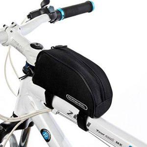 Tofern Pannier Sacoche de vélo Pour tube supérieur de cadre–8couleurs de la marque image 0 produit