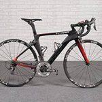 VCYCLE 700C Carbone Vélo de Course Paire de Roues Route 38mm Tubulaire Ultra Léger Tir Droit 23mm Largeur Seule 1240g Shimano ou Sram 8/9/10/11 Vitesse de la marque image 6 produit