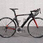 VCYCLE HALO 40mm Fibre de Carbone Course Route Vélo Wheelset 700C en Vélo Roues Clincher Largeur 25mm U Forme Shimano ou Sram 8/9/10/11 Speed. de la marque image 6 produit