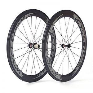 VCYCLE Nopea 700C Vélo Carbone Ruote Clincher 60mm Shimano ou Sram 8/9/10/11 Vitesse de la marque image 0 produit