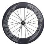 VCYCLE Nopea Carbone Racing Road Bike Roues 700C Tubulaire 50mm Avant Arrière 88mm Shimano ou Sram 8/9/10/11 Vitesse de la marque image 1 produit