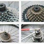 Vélo de montagne Vélo cassette volant d'inertie Clé à molette Roue libre serrage Remover retrait Outil de réparation de la marque image 4 produit
