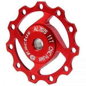 Vélo Roue jockey Poulie de dérailleur arrière de VTT Guide Rouleau pour Shimano/SRAM 7/8/9/10vitesses de la marque image 0 produit