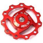 Vélo Roue jockey Poulie de dérailleur arrière de VTT Guide Rouleau pour Shimano/SRAM 7/8/9/10vitesses de la marque image 1 produit