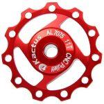 Vélo Roue jockey Poulie de dérailleur arrière de VTT Guide Rouleau pour Shimano/SRAM 7/8/9/10vitesses de la marque image 2 produit
