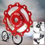 Vélo Roue jockey Poulie de dérailleur arrière de VTT Guide Rouleau pour Shimano/SRAM 7/8/9/10vitesses de la marque image 3 produit