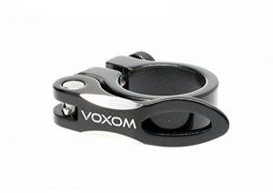 Voxom sak234,9mm, avec serrage rapide Collier de serrage de selle, noir, 34.9 de la marque image 0 produit