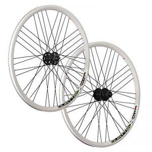 VUELTA 26 pouces ensemble roues vélo Airtec1 Shimano Deore XT HB / FH-M756 blanc de la marque image 0 produit