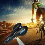 West Biking Selle de vélo de VTT de haute qualité Coussin d'assise confortable 30x 15,7cm de la marque image 5 produit