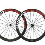 WINDBREAK BIKE 700C 50mm Clincher Full Carbon Fiber Spoke Bicycle Wheel with Matte finish de la marque image 1 produit