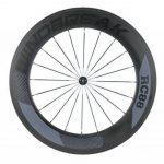 WINDBREAK BIKE 88mm Carbon Clincher Wheelset 700c Road Bike Wheel 23mm Width de la marque image 2 produit