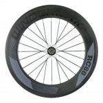 WINDBREAK BIKE 88mm Carbon Clincher Wheelset 700c Road Bike Wheel 23mm Width de la marque image 3 produit
